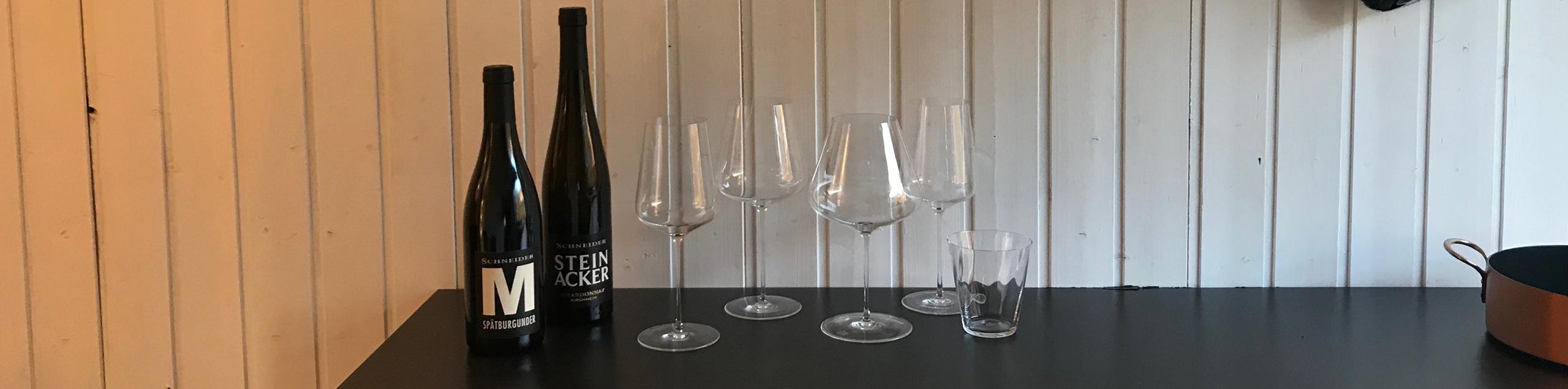 BANNER GLAS